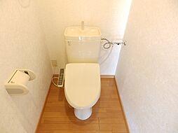 カンファタブルのトイレ