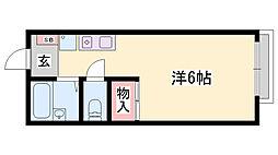 英賀保駅 3.1万円