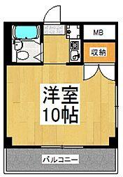セイコーガーデン朝霞[8階]の間取り