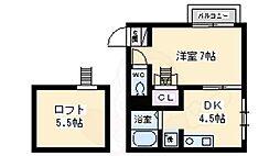 なかもず駅 5.0万円