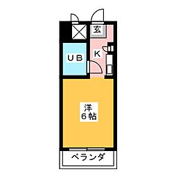 伝馬町駅 2.6万円