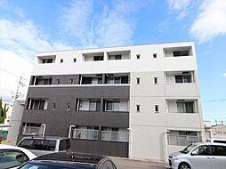 大阪府摂津市鳥飼本町5丁目の賃貸マンションの外観