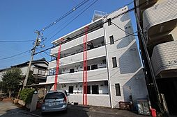 広島県広島市安佐南区長束3丁目の賃貸マンションの外観