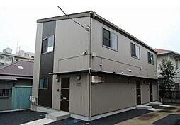 神奈川県横浜市中区根岸町2丁目の賃貸アパートの外観
