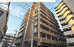 神奈川県横浜市西区中央の賃貸マンションの外観