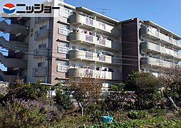 アビタシオン酒井[4階]の外観