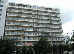 藤和しらさぎハイタウンB[6階]の外観