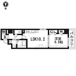 阪急京都本線 西京極駅 徒歩25分