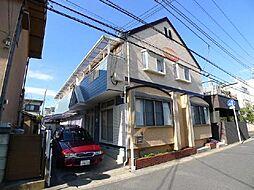 コーポ斉藤[2階]の外観