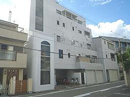 真田山中央マンション[402号室]の外観
