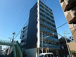 大阪府大阪市福島区鷺洲5丁目の賃貸マンションの外観