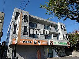 パピヨン・ヨコイII[3階]の外観