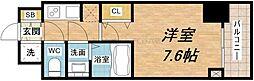 サムティ本町橋IIMEDIUS[6階]の間取り