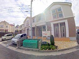 兵庫県伊丹市池尻5丁目の賃貸アパートの外観