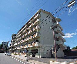 京都府京都市伏見区治部町の賃貸マンションの外観