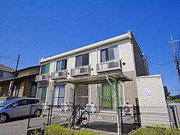 近鉄奈良線 近鉄奈良駅 バス16分 梅美台3丁目下車 徒歩3分の賃貸テラスハウス