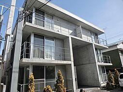 ラ・ポルト[3階]の外観