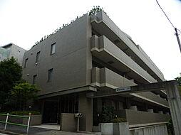 フレア西麻布[3階]の外観