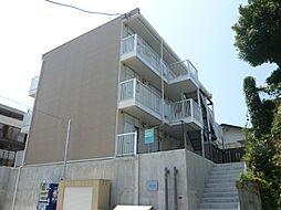 千葉県千葉市稲毛区天台2丁目の賃貸マンションの外観