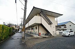 サンハイツ新田[203号室]の外観