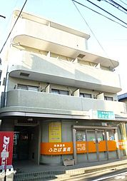 クリスタル東松原[201号室]の外観