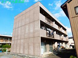 東方コーポラス[1階]の外観