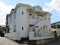 ホワイトハイツ(吉田)[2階]の外観
