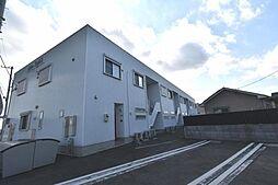徳島県板野郡北島町中村字前須の賃貸アパートの外観