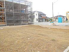 全9区画の開発分譲地内 新築戸建 5区画、建築条件無し売地 4区画 お好きなハウスメーカーでマイホームを