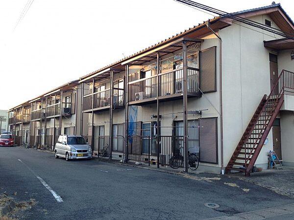 鮎川ハイツA 2階の賃貸【群馬県 / 藤岡市】
