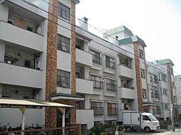 レオーネマンション[1階]の外観
