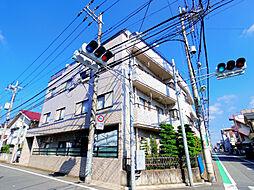 東京都小平市天神町4丁目の賃貸マンションの外観