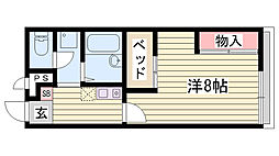 浜の宮駅 3.8万円
