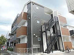 アパートメント新小岩A棟[101号室]の外観