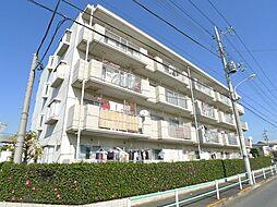 東京都葛飾区新宿3丁目の賃貸マンションの外観