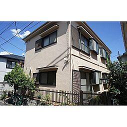 東京都杉並区高井戸東3丁目の賃貸アパートの外観