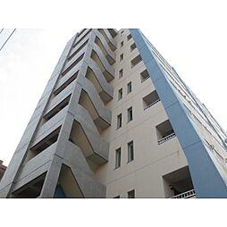 北海道札幌市中央区北四条西18丁目の賃貸マンションの外観