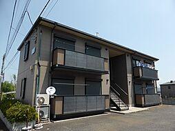 埼玉県所沢市東新井町の賃貸アパートの外観