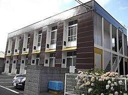 埼玉県戸田市美女木4丁目の賃貸マンションの外観