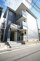 福岡県福岡市東区松島2丁目の賃貸マンションの外観