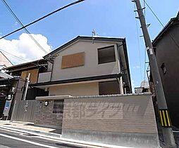 京都府京都市上京区下長者町通千本西入六番町の賃貸アパートの外観