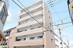 岡山県岡山市北区中山下2丁目の賃貸マンションの外観