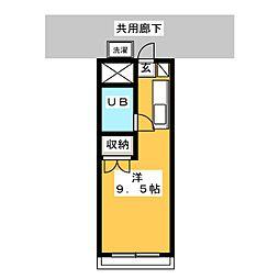 上尾駅 3.3万円