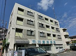 第1内田ビル[201号室]の外観