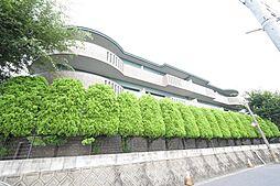 福岡県北九州市八幡西区京良城町の賃貸マンションの外観