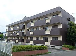 昭和マンション[101号室]の外観