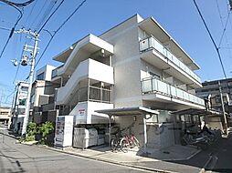京都府京都市中京区西ノ京上平町の賃貸マンションの外観