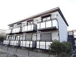 セシルコートA棟[103号室]の外観