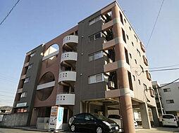 福岡県北九州市八幡西区則松7丁目の賃貸マンションの外観