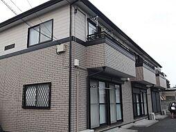 埼玉県さいたま市中央区八王子3丁目の賃貸アパートの外観